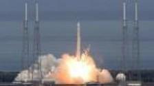 Triệu phú Mỹ phóng tên lửa quỹ đạo Falcon 9