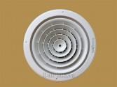 Miệng gió khuyếch tán tròn (RD) Round diffuser